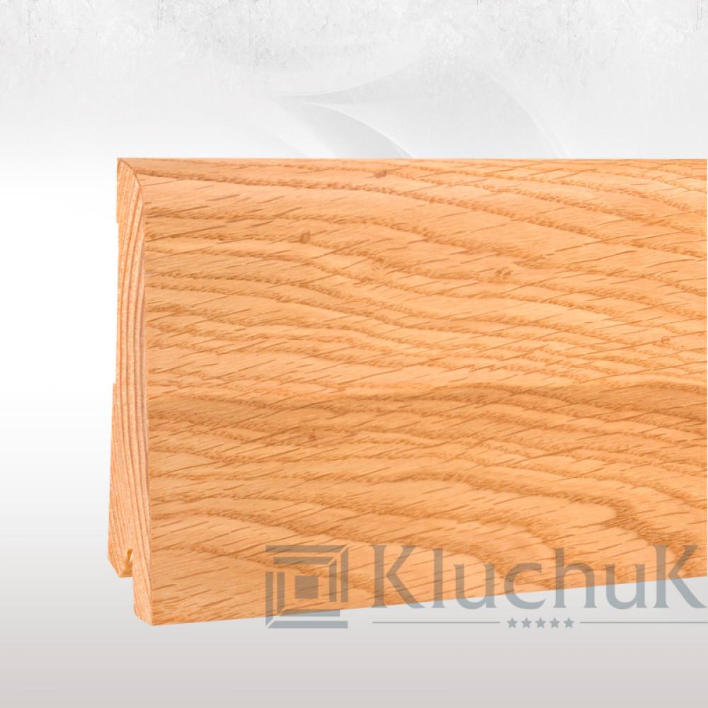 Плинтус Kluchuk NEO Plinth 100 Дуб натуральный KLN100-02