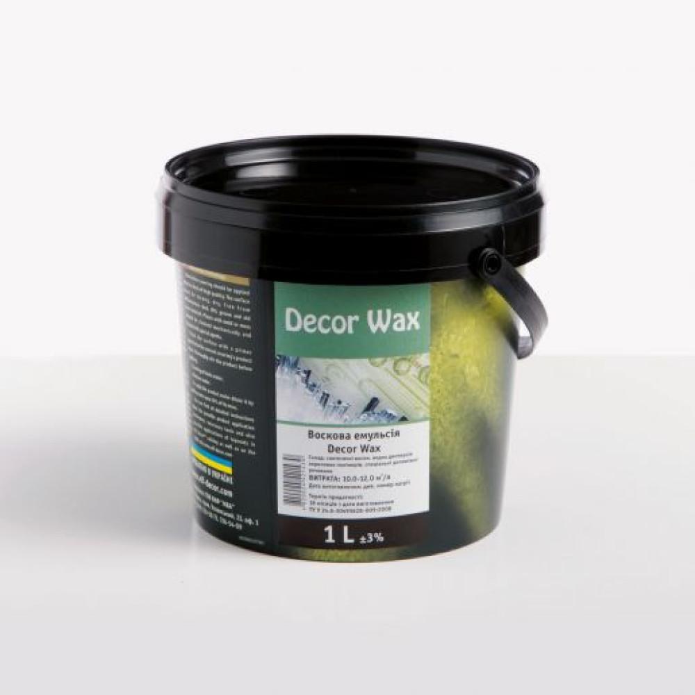 Защитный воск Decor Wax