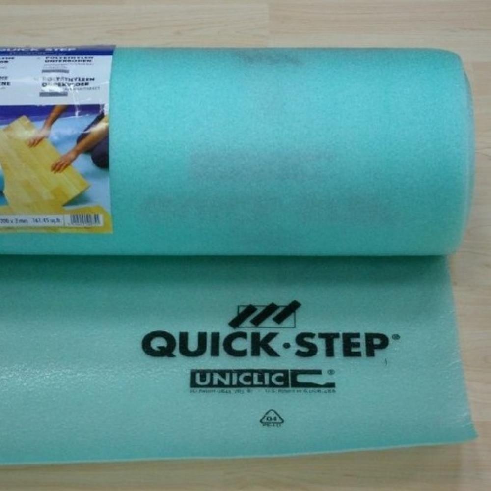 Подложка Quick Step Uniclic 3 мм UC01