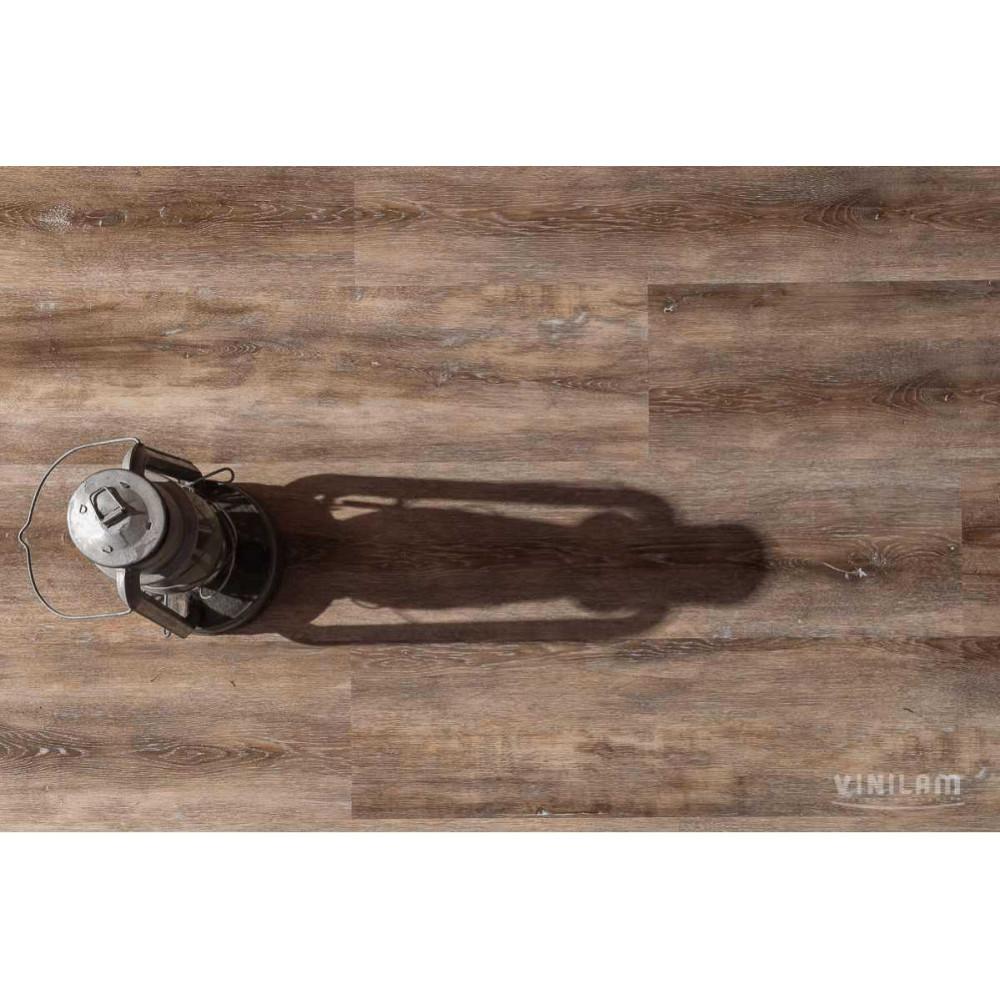 Виниловые полы Vinilam Glue 511003 Дуб Ульм