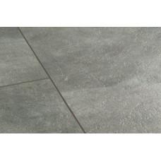 Виниловые полы  Ambient Click Plus Бетон темно-серый AMCP40051