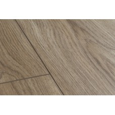 Виниловые полы Balance Rigid Click Plus Дуб коттедж коричнево-серый RBACP40026