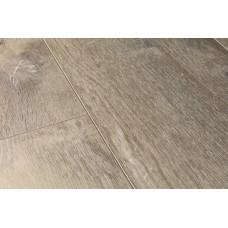 Виниловые полы Pulse Rigid Click Дуб песчаная буря, коричневый RPUCL40086