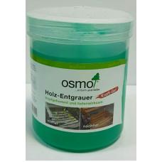 Гель для удаления серого слоя древесины OSMO KRAFT GEL Holz – Entgrauer 6609 – бесцветный (зеленый)