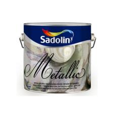 Краска-мателлик 'Sadolin' METALLIC SILK (Швеция)