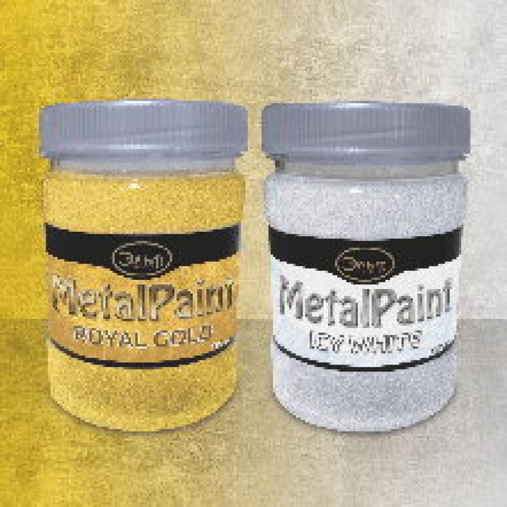 Краска MetalPaint Ice White
